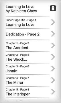 EBook - Learning to Love apk screenshot