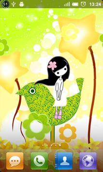 Ride Of Colours Live Wallpaper screenshot 1