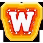 WordArt Photo Sticker icon