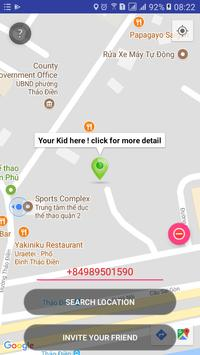 Find Location by Phone Number. screenshot 1