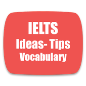 IELTS Ideas - Tip - Vocabulary icon