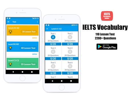 IELTS Vocabulary Builder (7000+ Words) screenshot 3