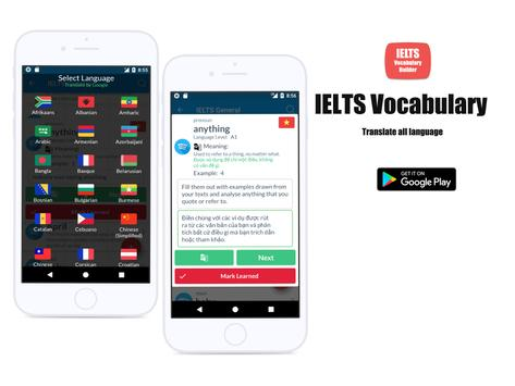 IELTS Vocabulary Builder (7000+ Words) screenshot 1