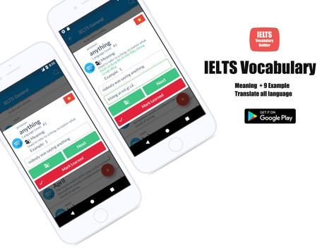 IELTS Vocabulary Builder (7000+ Words) screenshot 2