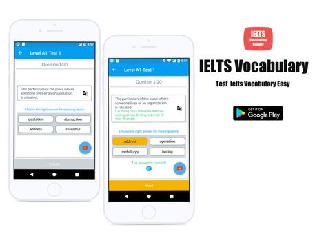 IELTS Vocabulary Builder (7000+ Words) screenshot 4