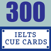 IELTS Cue cards icon