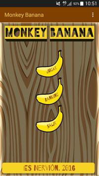 Monkey Banana poster
