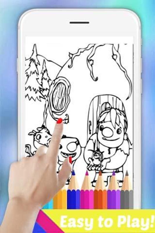 fun coloring games for wallykazam by fans apk - Fun Coloring Games