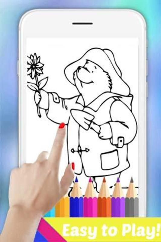 Fun Coloring Games for Bear Padington by Fans for Android - APK Download