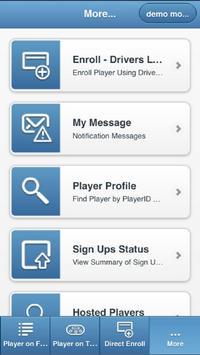 IGT MobileHost screenshot 2