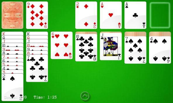 Solitaire screenshot 10