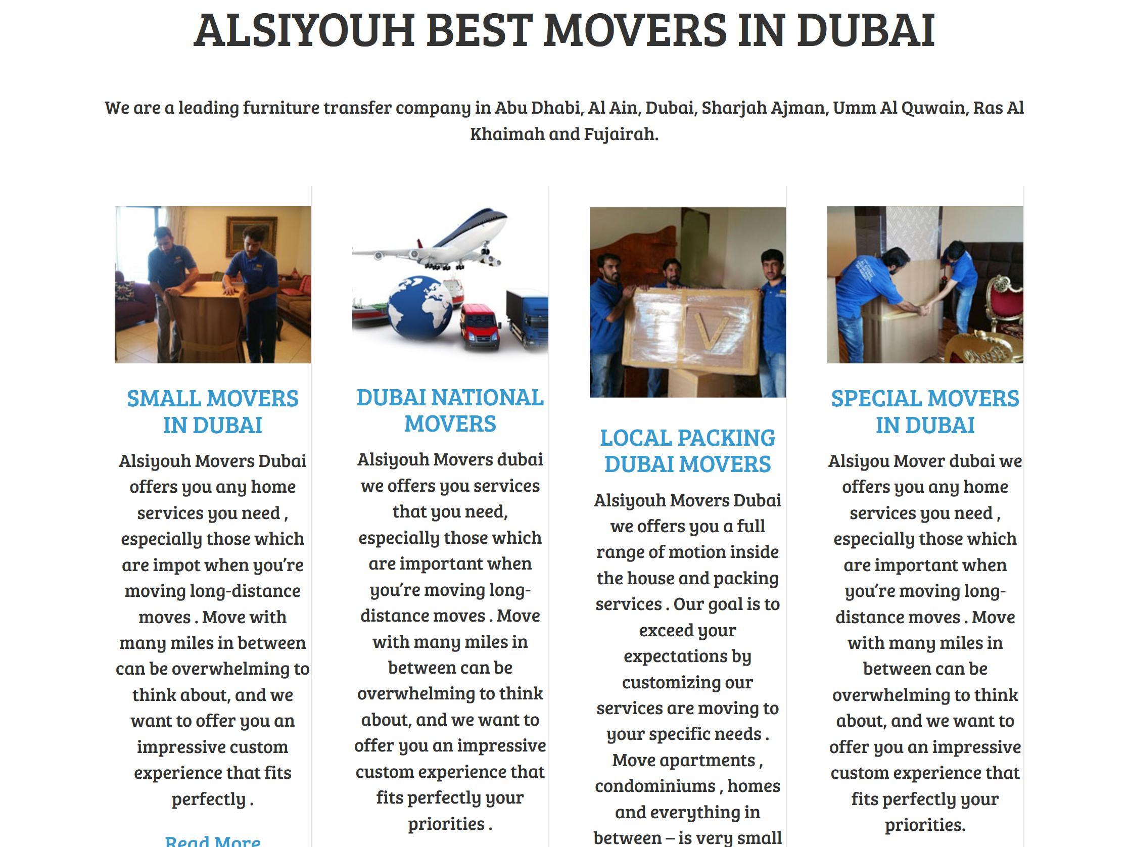 Movers in Dubai|Sharjah|Ajman|Ras Al khema for Android - APK
