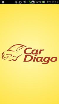 CarDiago + poster