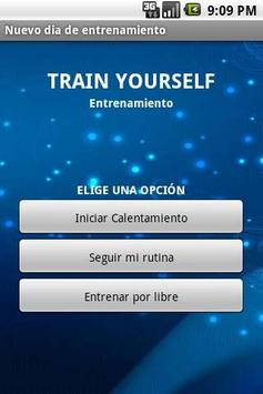 Train Yourself apk screenshot
