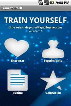 Train Yourself poster