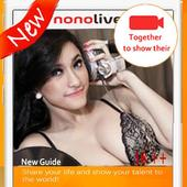 Guide Nonolive - Live Vidio icon