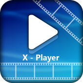 XXX Video Player - HD X Video Player icon