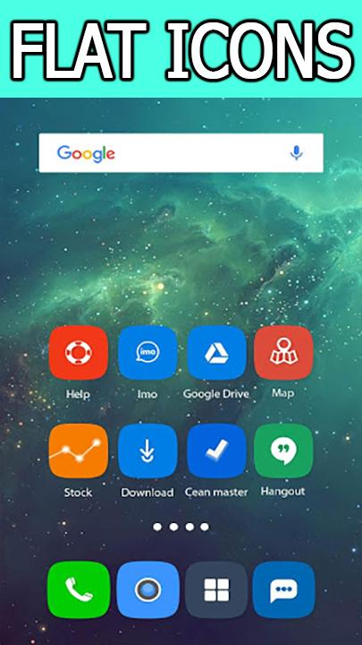 Theme Launchers for Samsung Galaxy S9/S8 Icon pack for