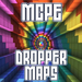 TOP15 Dropper maps for MCPE
