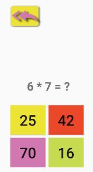 Jeux de Math screenshot 2