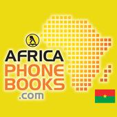 Annuaire Burkina Faso icon