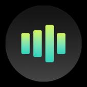 Volume + (Easy Control)  Free icon