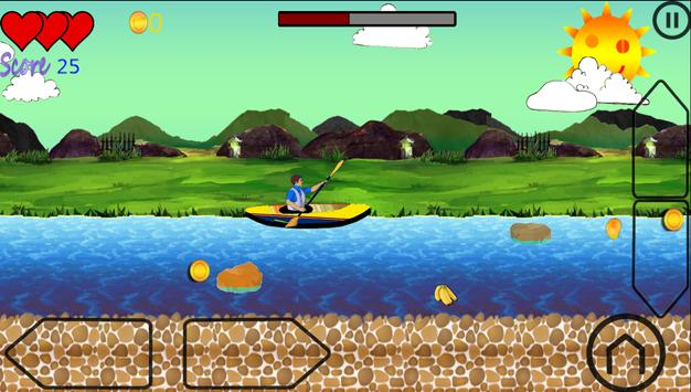 Boat Race River Crossing apk screenshot