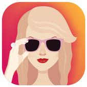 Taylor Swift Fun Chat icon