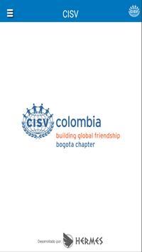 CISV Bogotá poster