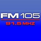 FM 105 icon