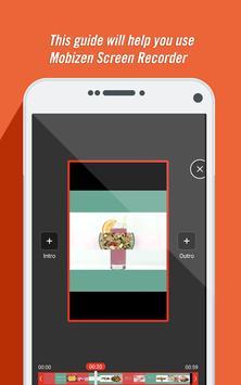 + Mobizen Screen Recorder Tip apk screenshot