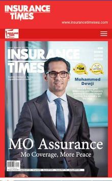 Insurance Times Magazine apk screenshot