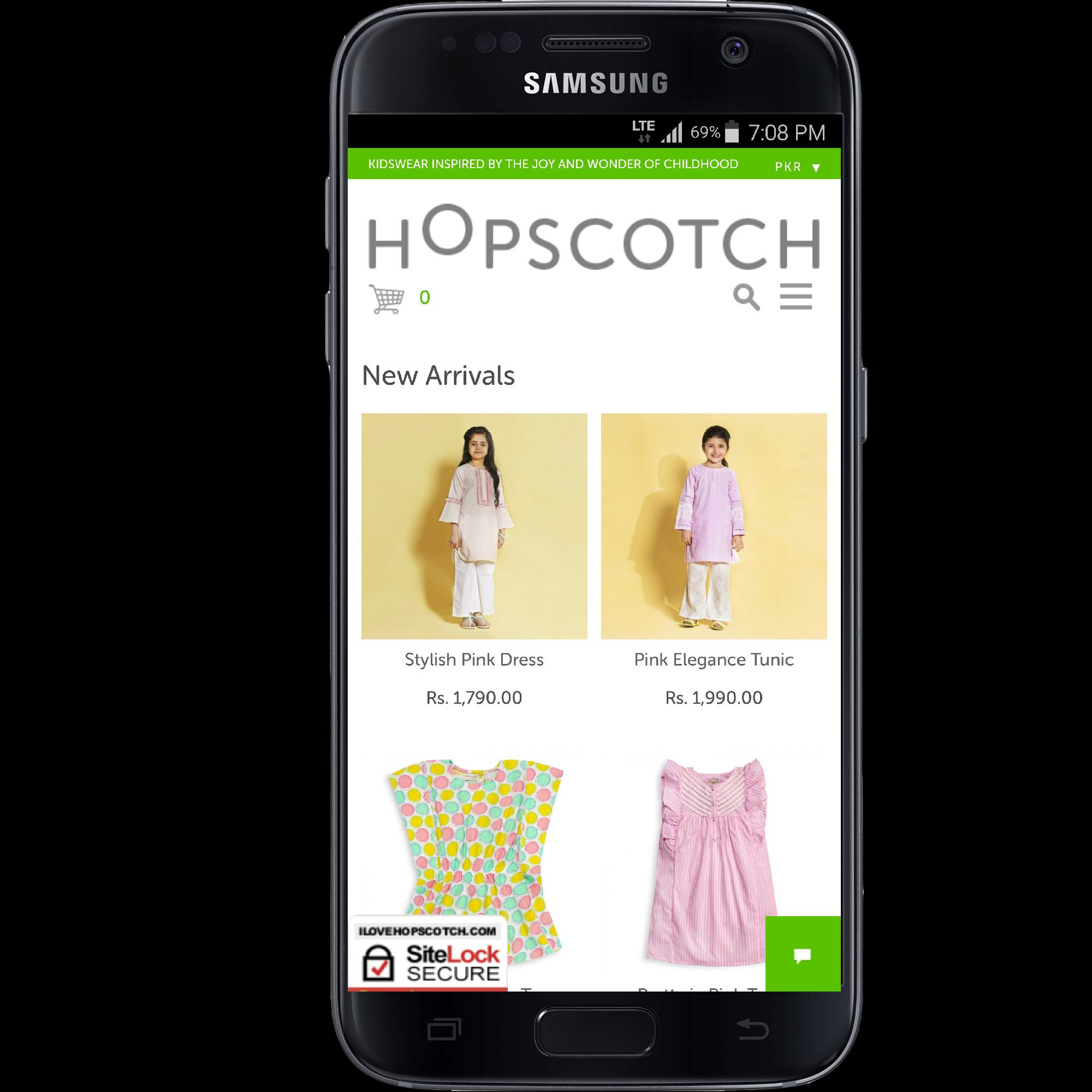 Hopscotch Pk for Android - APK Download