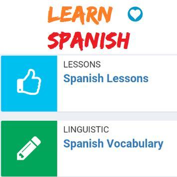 Learn Spanish apk screenshot