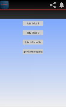 Iptv world apk screenshot