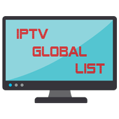 IPTV Global List ícone