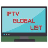 IPTV Global List icon