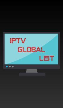 IPTV Global List screenshot 1
