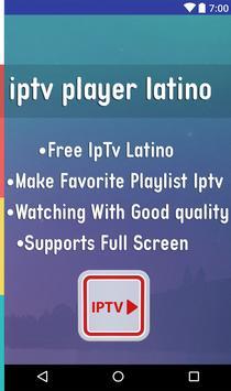 IpTv Player Latino Free - List Iptv screenshot 1
