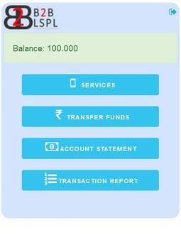 B2B App - Clickcharge apk screenshot