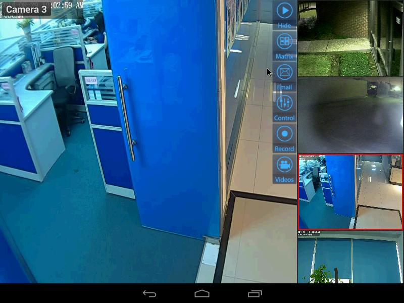 IP Camviewer for Wansview cho Android - Tải về APK