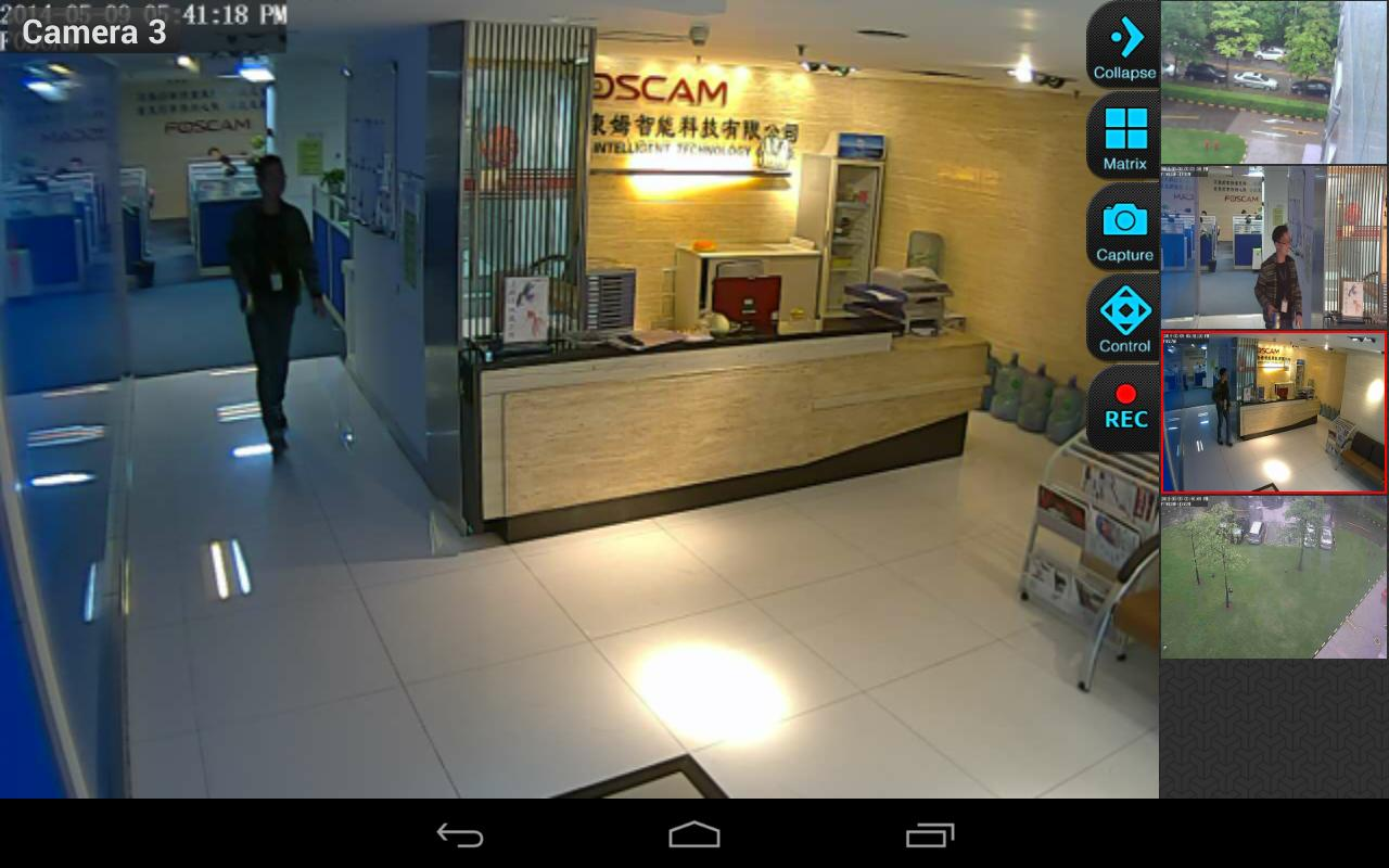 Wansview IP Camera Viewer for Android - APK Download