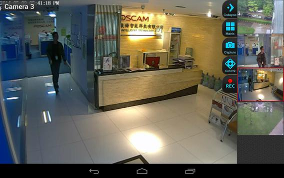 wansview ip camera android app