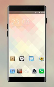 Cool OS launcher Theme for iPhone 4S poster