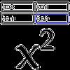 Quadratic equation icono