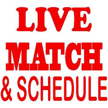 Live Match Score & streaming poster