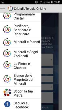 Cristalloterapia OnLine screenshot 10