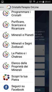Cristalloterapia OnLine screenshot 3