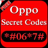 Secret Codes Of Oppo icon