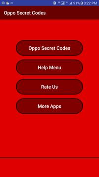 Secret Codes Of Oppo poster